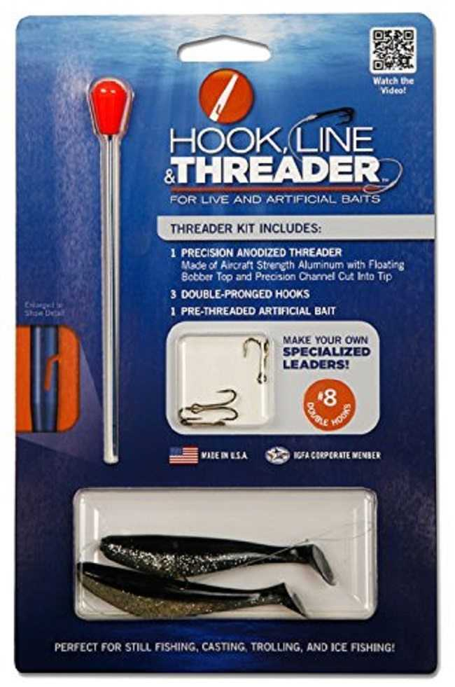 Hook Line &Amp; Threader Best Live Bait Rig For Fishing Pics 2