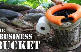 How To Make The Business Bucket - Video featured
