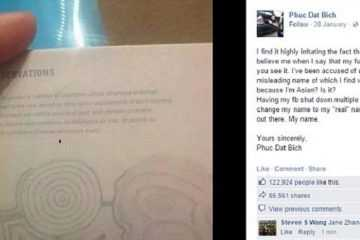 Man Named Phuc Dat Bich Got Banned From Facebook - Rant Quickly Follows featured