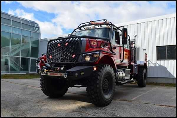 Bulldog 4x4 Fire Truck Do You Even Fire Truck Bro