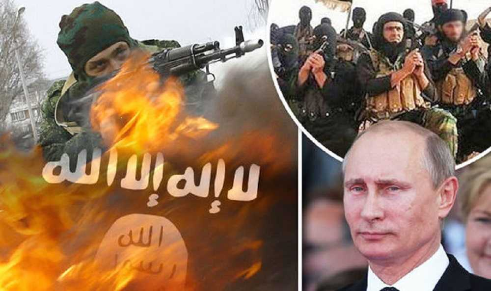 Putin Sending 150,000 Troops To Syria - And A Look At Russia's New Massive War Room featured