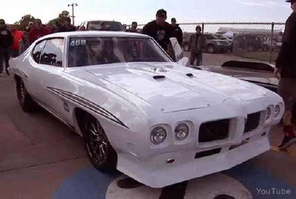 Street Outlaws The Crow WRECKED pics before