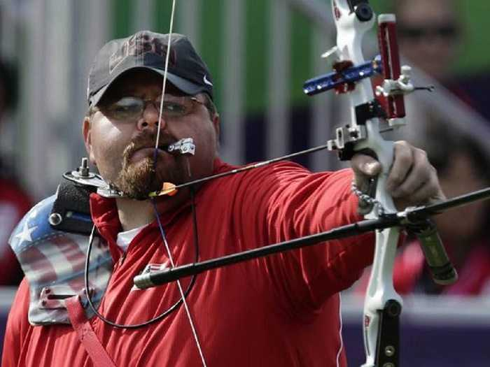 Teacher From Arizona Just Won Archery World Championship - With One Arm pictures