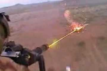 This Might Be The Best Helicopter Minigun Video Ever featured