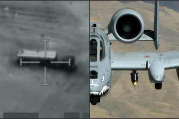 Want To See Four A-10s And Two AC-130 Gunships Destroy 116 ISIS Fuel Trucks- operation tidal wave 2 video featured 2