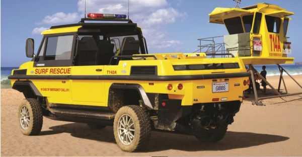 gibbs Humdinga amphibious truck vehicle boat pics 004