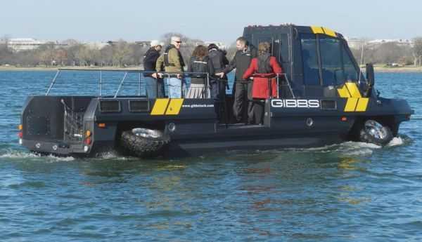 gibbs Phibian Amphibious amphibious truck vehicle boat pics 002