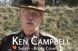 An Indiana Sheriff Demonstrates Why Magazine Capacity Doesn't Matter video featured