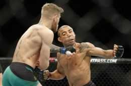 Conor McGregor Defeats Jose Aldo - With One Punch video featured 2