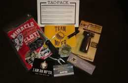 TacPack Subscription Box Review - December Box pictures featured 2