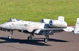 A Few Huge RC A-10 Warthogs featured