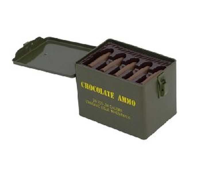 Chocolate Ammo - Great Valentine's Day Gift For Gun Guys pictures 001