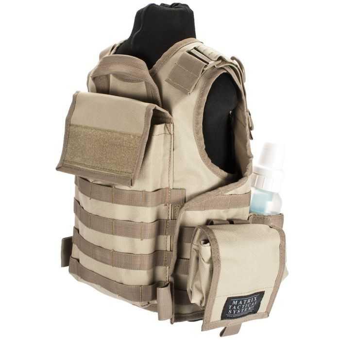Evike Matrix Tactical Systems Baby Ciras Tactical Vest 5002