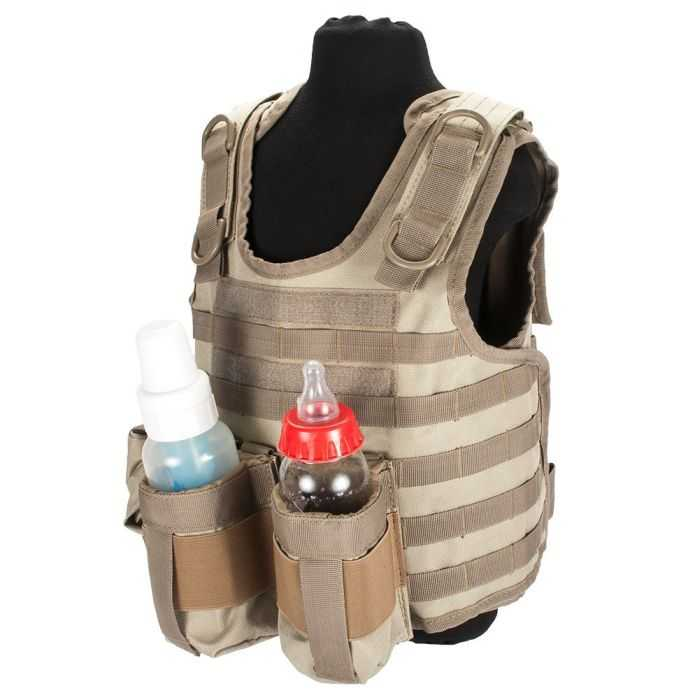 Evike Matrix Tactical Systems Baby Ciras Tactical Vest 5003