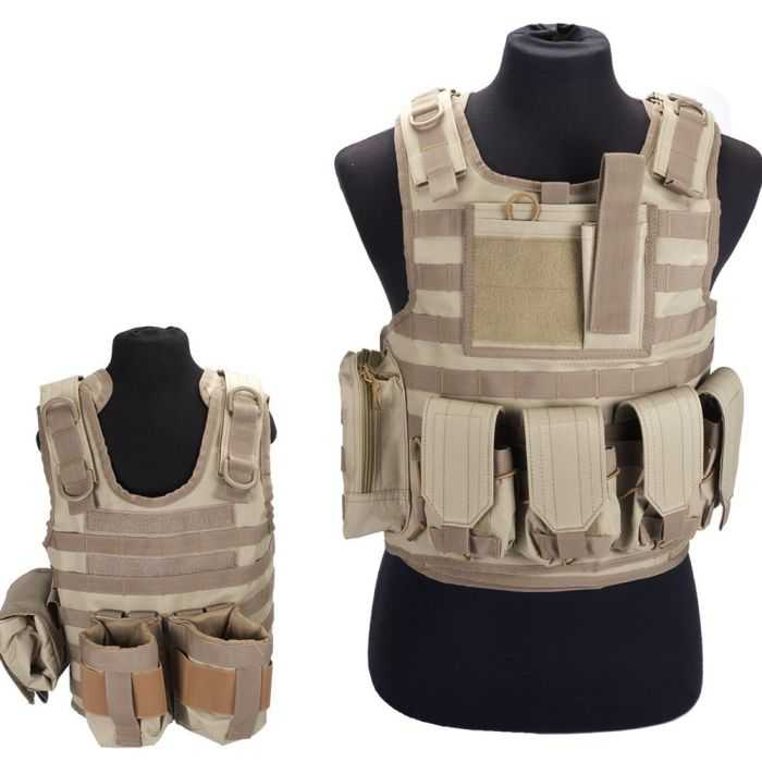 Evike Matrix Tactical Systems Baby Ciras Tactical Vest 5004