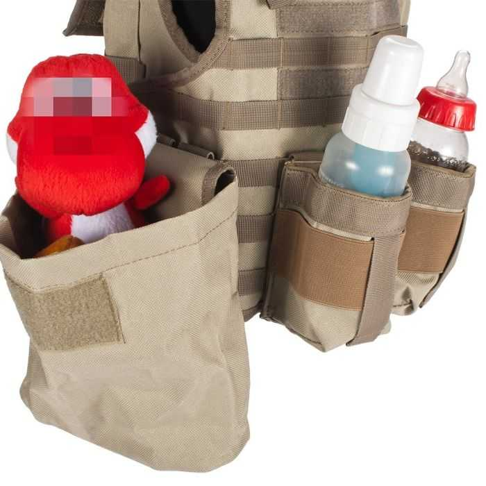 Evike Matrix Tactical Systems Baby Ciras Tactical Vest 5006