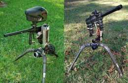 Fully Automated Paintball Sentry Gun videos featured