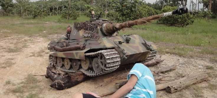 Giant 1 4 Scale RC Tanks videos featured