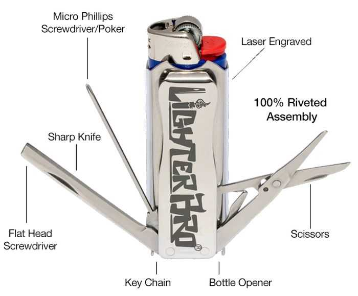 LighterBro lighter multi tool pictures 001