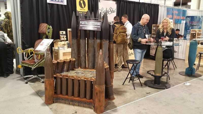 Meet The Artillery Throne video featured