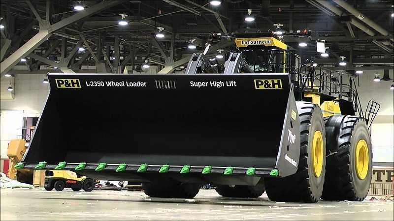 Meet The Heaviest Equipment In The World - Awesome Video video featured
