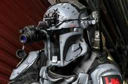 Meet The Mandalorian Ballistic Armor - From Heckler & Koch And AR500 featured 2 maybe