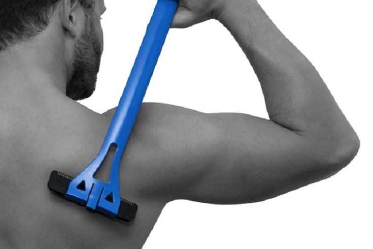 Meet The baKblade BIGMOUTH DIY Back Hair Shaver featured
