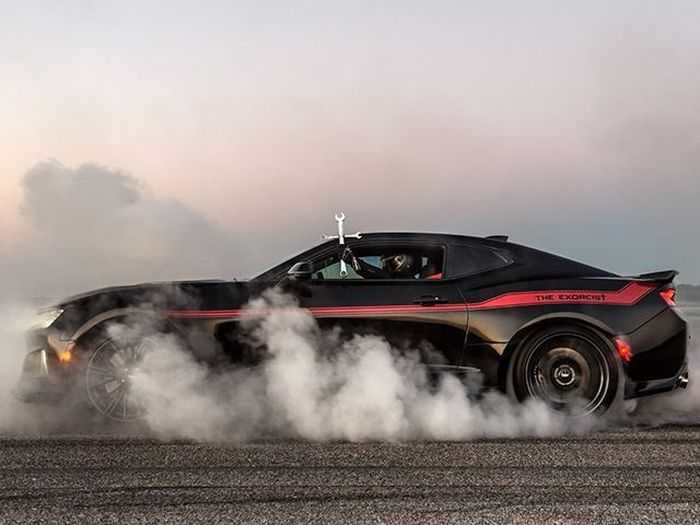 The Exorcist – 1000 HP ZL1 Camaro Built By Hennessey 5003