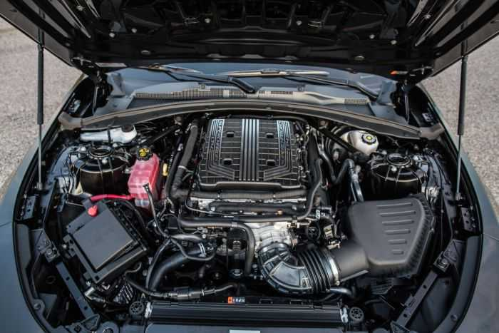 The Exorcist – 1000 HP ZL1 Camaro Built By Hennessey 5004