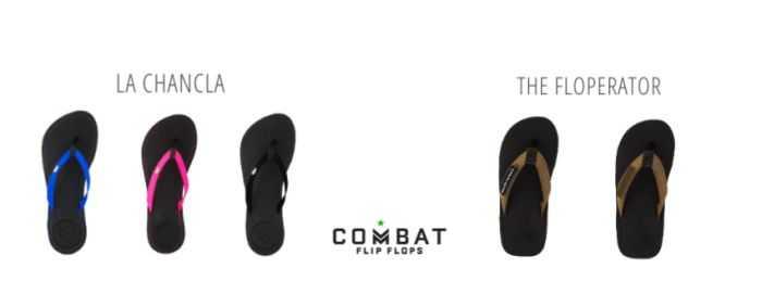 Combat Flip Flops - As Seen On Shark Tank Pictures 004