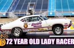 Ever Seen A 72 Year Old Drag Racer Meet Judi Bureski featured
