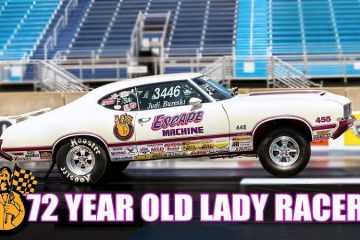 Ever Seen A 72 Year Old Drag Racer Meet Judi Bureski featured
