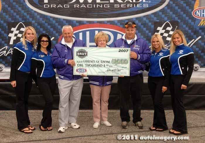 Ever Seen A 72 Year Old Drag Racer Meet Judi Bureski pictures 2