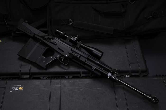GM6 Lynx Semi-Auto .50 BMG Bullpup pictures 001