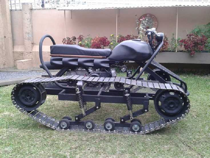 How To Build This Tracked Vehicle Thing - 15 Videos featured
