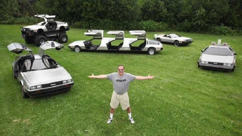 Man Turns The Classic Back To The Future DeLorean Into Pretty Epic Rides featured
