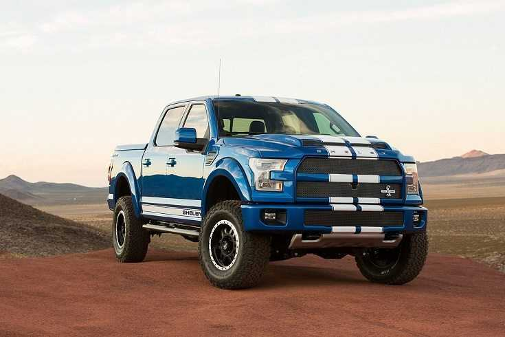 Meet The 700 Hp Supercharged 2016 Shelby F-150 featured