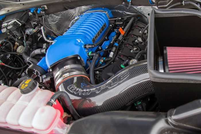 Meet The 700 Hp Supercharged 2016 Shelby F-150 pictures 001