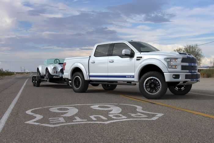 Meet The 700 Hp Supercharged 2016 Shelby F-150 pictures 003