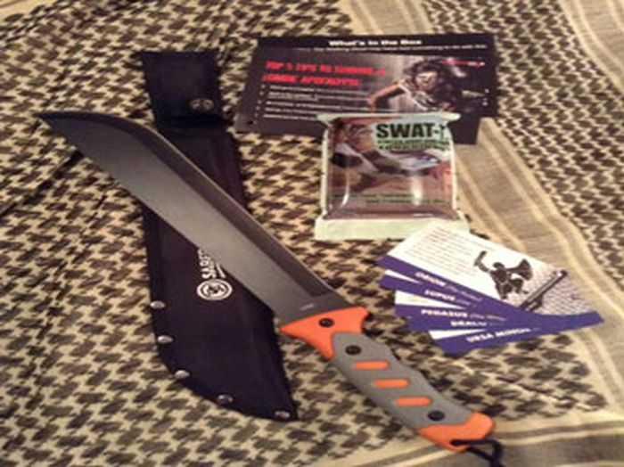 Meet The Prepper Gear Box - Best Prepper Subscription Box Ever pictures 001