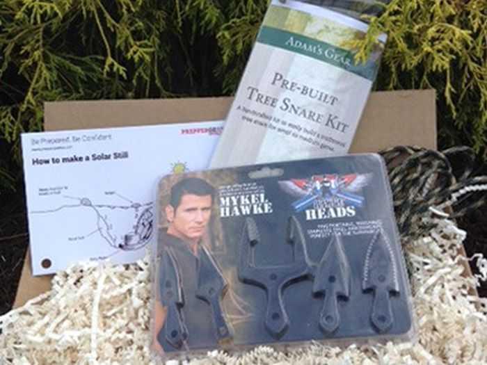 Meet The Prepper Gear Box - Best Prepper Subscription Box Ever pictures 002