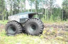 Meet The SHERP - Another Crazy Russian Off Road Vehicle featured