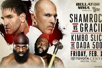 Royce Gracie vs. Ken Shamrock and Kimbo Slice vs. Dada 5000 At Bellator 149 - The Results featured