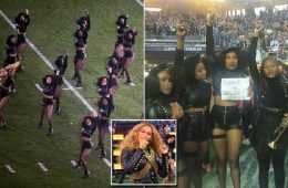 So Beyonces Super Bowl Halftime Performance Was Pretty Racist - Did You Notice featured