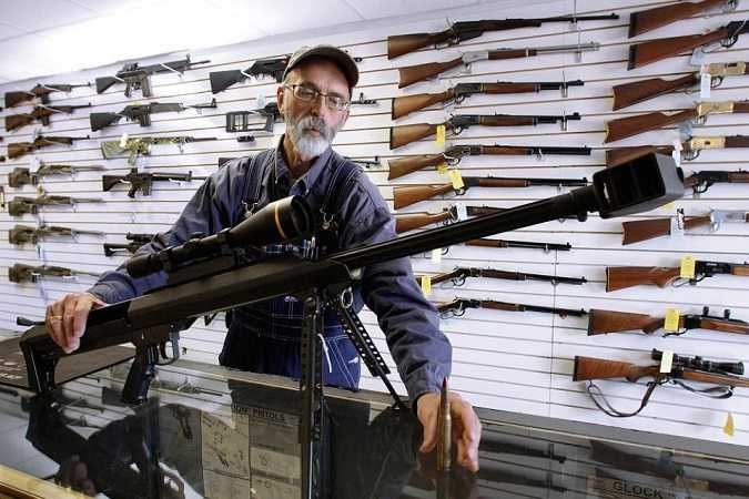 The Barrett .50 Is Now The Official State Rifle Of Tennessee pictures featured