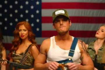 The Most American Music Video Ever - Earl Dibbles Jr - Merica video featured