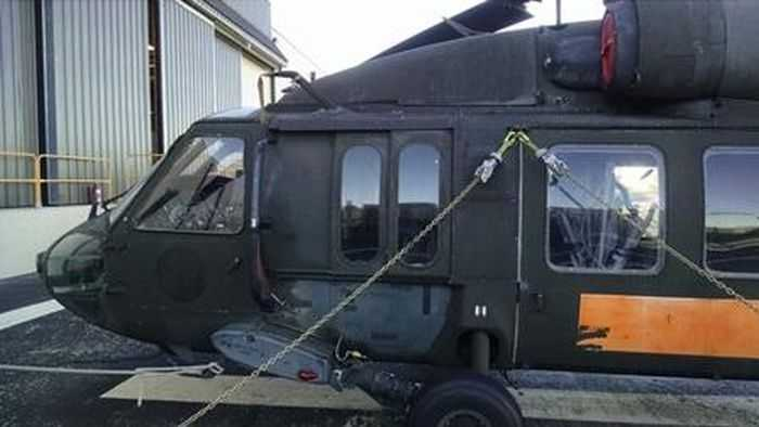This Is The UH-60A Black Hawk That Is Up For Auction pictures 002