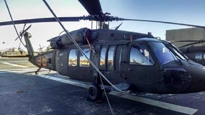 This Is The UH-60A Black Hawk That Is Up For Auction pictures 004