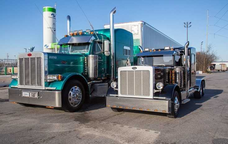 Big Rig Coming For You : Want to turn your pickup into a little semi truck well
