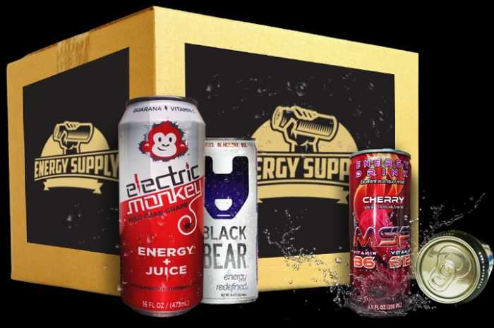 World's First Energy Drink Subscription Box - Energy Supply Company Reviews Pictures Pictures 002
